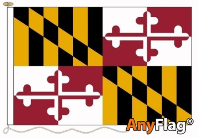 MARYLAND ANYFLAG RANGE - VARIOUS SIZES